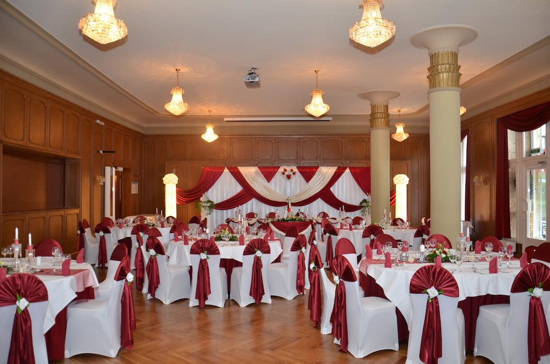Dresden-Hochzeitsdekoration