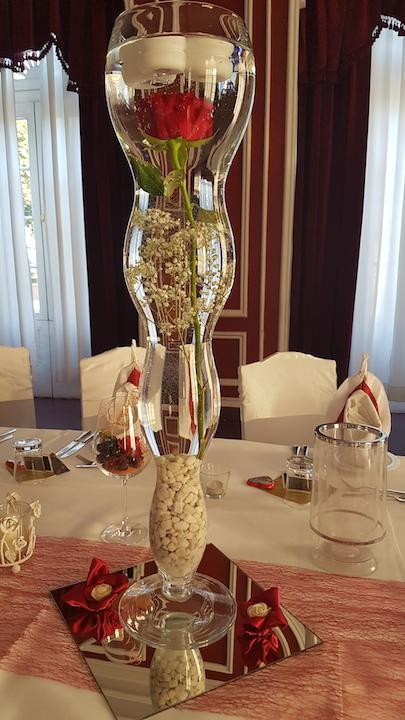 Hochzeit-Floristik