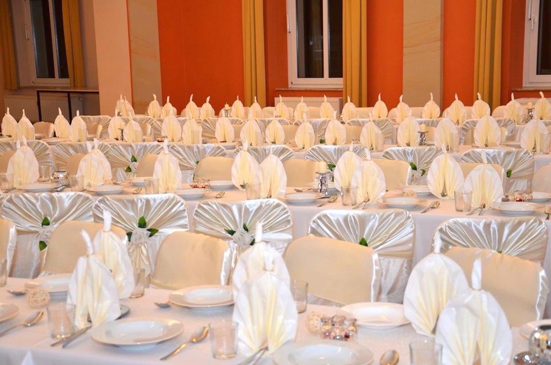 Tisch-Hochzeitsdeko
