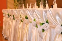Creme-Farbe-Hochzeitsdeko-1