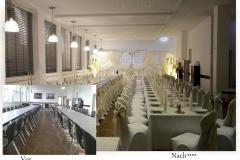 Dresden-Hochzeitsdeko