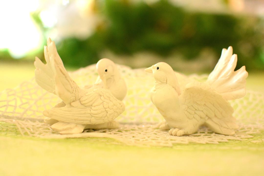 Hochzeit-Figuren