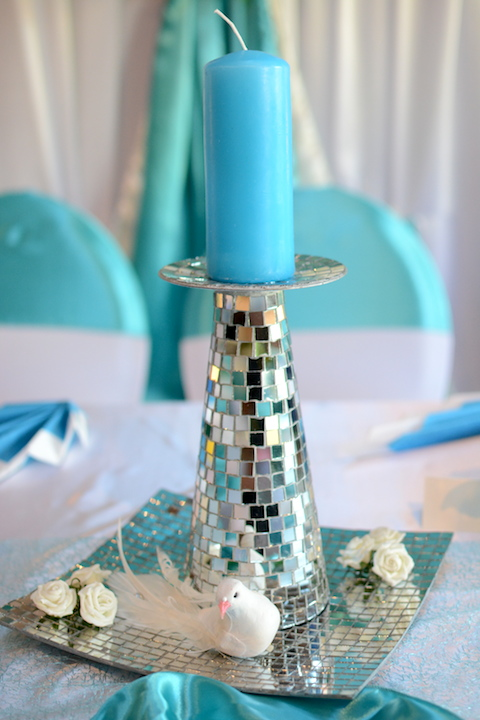 Hochzeit-Kerze