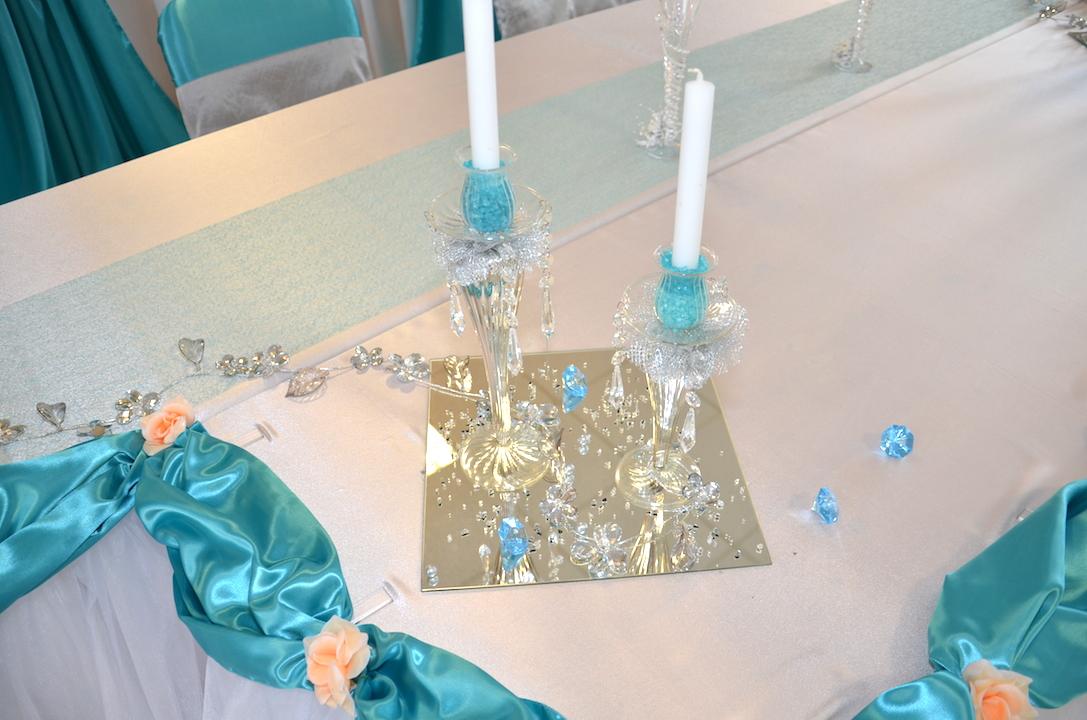 Hochzeitsdekoration-Türkis-1