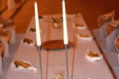 Deko-Hochzeit-Kerzen