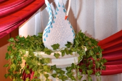 Hochzeit-Schwan