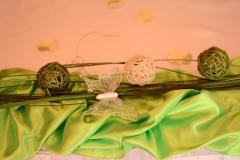 Hochzeitsdeko-Elemente