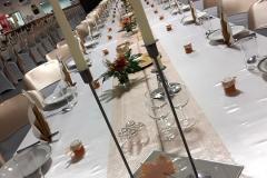 Hochzeitsdekoration-Herbst-deko-Gold
