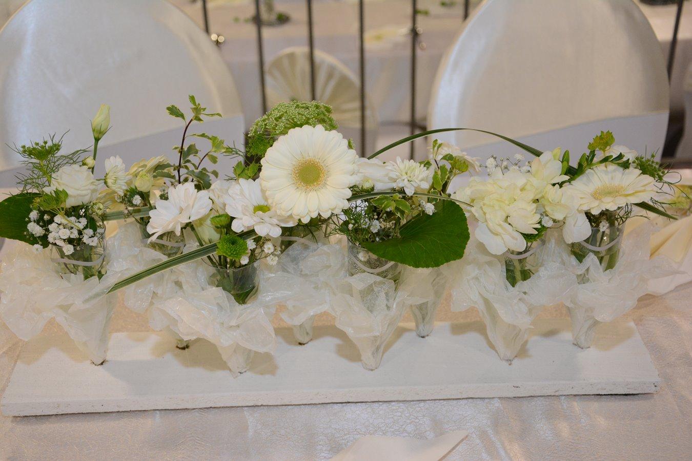 Anastasia Hochzeitsdekoration