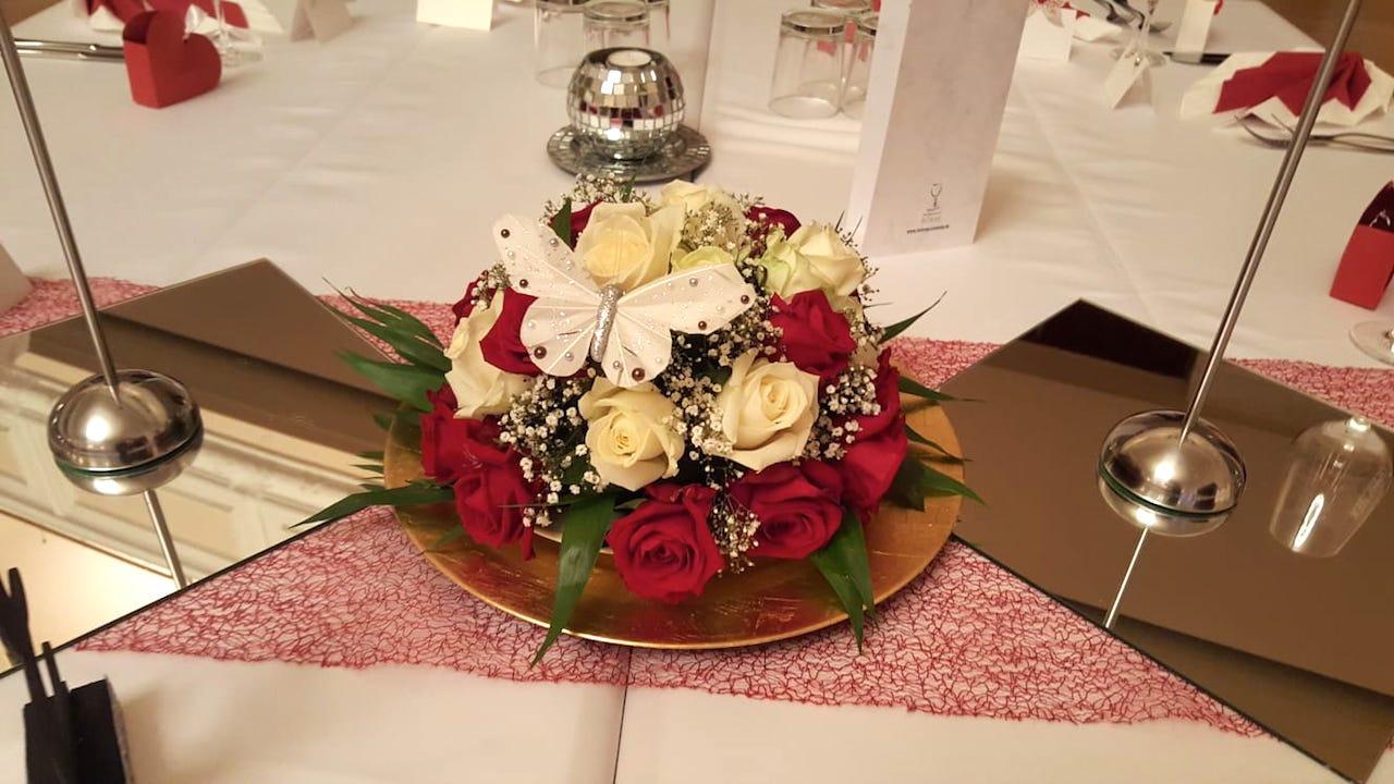Floristik-Hochzeit