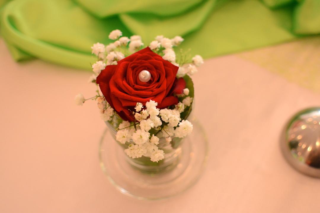 Floristik-Hochzeitsdekoration