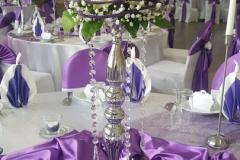 Hochzeitsdekoration-Vase