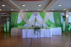 Sachsen-Grün-Hochzeit