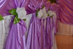Hochzeits-Deko-Stuhlhussen
