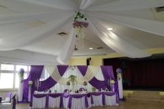 Sachsen-Hochzeitsdeko