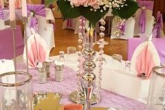 Hochzeitsdeko-Floristik