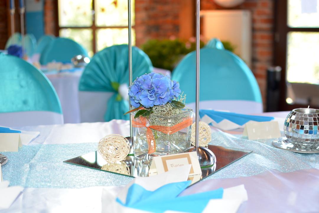Hochzeit-Dekoration