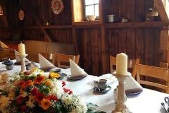 Deko-Vintage-Hochzeit